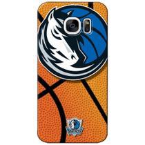 Capa de Celular NBA - Samsung Galaxy S7 -  Dallas Mavericks - NBAG07 -