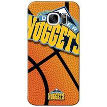 Capa de Celular NBA - Samsung Galaxy S7 -   Denver Nuggets - NBAG08 -