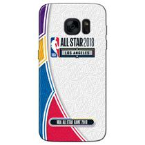 Capa de Celular NBA - Samsung Galaxy S7 Edge G935 - All Star 2018 - AS01