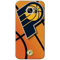 Capa de Celular NBA - Samsung Galaxy S7  - Indiana Pacers - NBAG12 -