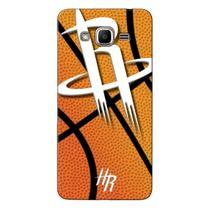 Capa de Celular NBA - Samsung J2 Prime -  Houston Rockets - NBAG11 -