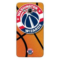 Capa de Celular NBA - Samsung J2 Prime -  Washington Wizards - NBAG30