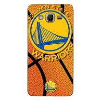 Capa De Celular NBA - Samsung J5 Prime - Golden State Warriors - NBAG10