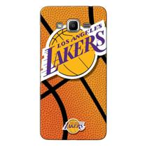 Capa De Celular NBA - Samsung J5 Prime -  Los Angeles Lakers - NBAG14
