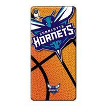 Capa de Celular NBA - Sony Xperia Xa -  Charlotte Hornets - NBAG04 -