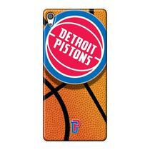 Capa de Celular NBA - Sony Xperia Xa -  Detroit Pistons - NBAG09 -