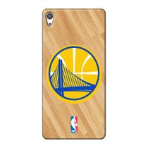 Capa de Celular NBA - Sony Xperia XA - Golden State Warriors - B11
