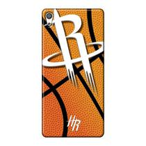 Capa de Celular NBA - Sony Xperia Xa -  Houston Rockets - NBAG11 -