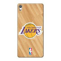 Capa de Celular NBA - Sony Xperia XA - Los Angels Lakers - B16