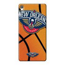 Capa de Celular NBA - Sony Xperia Xa -  New Orleans Pelicans - NBAG19 -