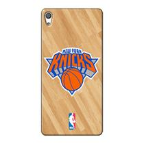 Capa de Celular NBA - Sony Xperia XA - New York Knicks - B22