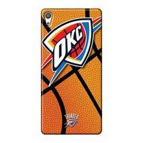 Capa de Celular NBA - Sony Xperia Xa -  Oklahoma City Thunder - NBAG21 -