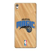 Capa de Celular NBA - Sony Xperia XA - Orlando Magic - B24