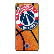 Capa de Celular NBA - Sony Xperia Xa Ultra - Washington Wizards - NBAG30