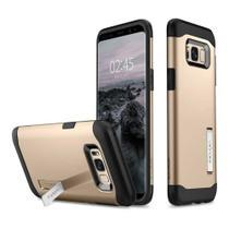 Capa de Celular Spigen Samsung Galaxy S8 Slim Armor Gold Maple - 565CS20832 -