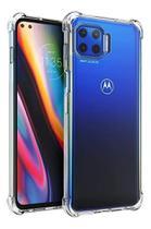 Capa de celular TPU  Transparente  Motorola Moto G   5G Plus (Lançamento) - Mdm
