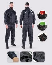 Capa de Chuva Masculina Nylon Confort - Piraval
