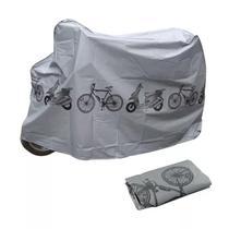 Capa De Chuva Para Bicicleta Scooter Impermeável Aros 29 26 - Aev