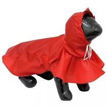 Capa de Chuva para Cachorro - São Pet -