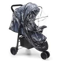 Capa de chuva para carrinho de bebê universal multikids baby -