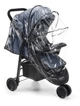 Capa De Chuva Universal Para Carrinho De Bebe BB352 - Multikids Baby -