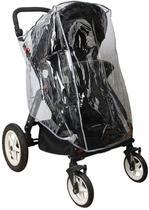 Capa De Chuva Universal Para Carrinho De Bebê Multikids Baby - BB352 - Multilaser