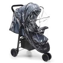 Capa de Chuva Universal para Carrinho de Bebê Multikids Baby BB352 -
