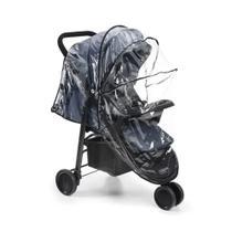Capa De Chuva Universal Para Carrinho De Bebê - Multikids -