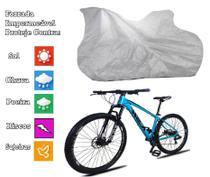 Capa De Cobrir Bike Bicicleta Forrada Até 29 Impermeável - Zna Bezzter