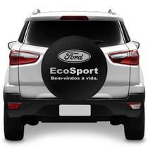 Capa De Estepe Ecosport 2003 A 2018 Ford Bem Vindos A Vida - Splody