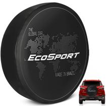 Capa de Estepe Ecosport 2003 a 2019 Global Car com Cadeado - Flash tapetes
