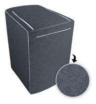 Capa de Máquina de Lavar c/ zíper de 12 á 16kg - Brastemp
