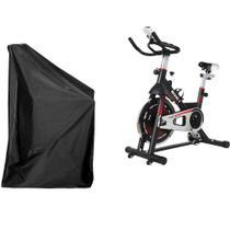 Capa de proteção Bicicleta Ergométrica Kikos F5I Impermeável UV - Fullcapas