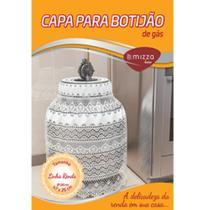 Capa De Renda Para Botijão- MIZZA HOME -