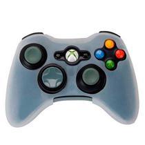 Capa de silicone branca para controle - Xbox 360 - Sem marca