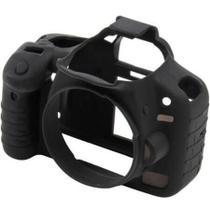 Capa de Silicone para Canon T2i - Discovered