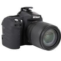 Capa de Silicone para Nikon D90 - Discovered