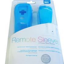 Capa De Silicone Para Nintendo Wii Azul -