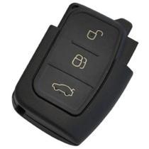 Capa Do Telecomando Chave Com Desbloqueio Porta-malas Universal Automotive Fiesta corsa focus -