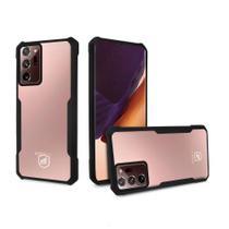 Capa Dual Shock X Preta Para Samsung Galaxy Note 20 Ultra - Gshield -