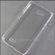 Capa Dura Acrílica Transparente LG L70 D320 D325 - HANPINYOU