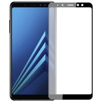 Capa E Pelicula De Vidro 3D Samsung Galaxy A8 Plus - Renew