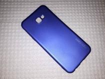 Capa Emborrachada Samsung Galaxy J4 Plus - J4 Prime - Azul - Inova