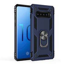 Capa Extreme Armor Samsung Galaxy S10 Plus - Azul - Oem
