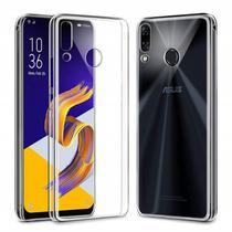 Capa Flexível + Pelicula de Gel Tela Toda para Asus Zenfone 5Z tela 6.2 - ZS620KL - Fse Acessórios