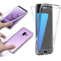 Capa Frente Verso 360 Graus Proteção Full Cover - Samsung Galaxy M10 - Encapar