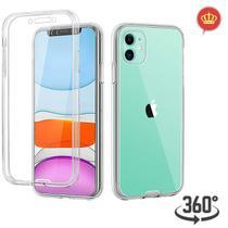 Capa Full Body Proteção 360 Graus Frente+Verso iPhone 11 - Encapar