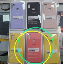 Capa Galaxy A11 Silicone Cover Case -