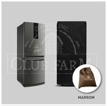 Capa Geladeira Freezer Premium Impermeável E Resistente Capa - Club Farm