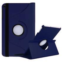Capa Giratória Azul Marinho para Tablet Galaxy Tab S5e 10.5' T725 - Armyshield -